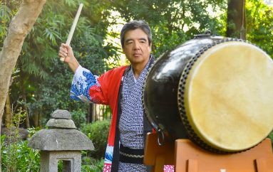 Hiroshi – Moving to a beat of his own