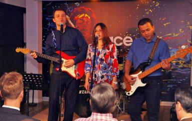 Ambassador Nedim's farewell gig at FACE